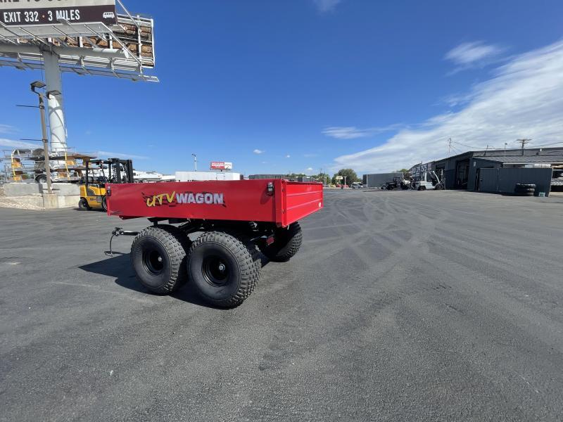 Bosski - 2000 UT - Wagon / ATV / UTV Utility Trailer