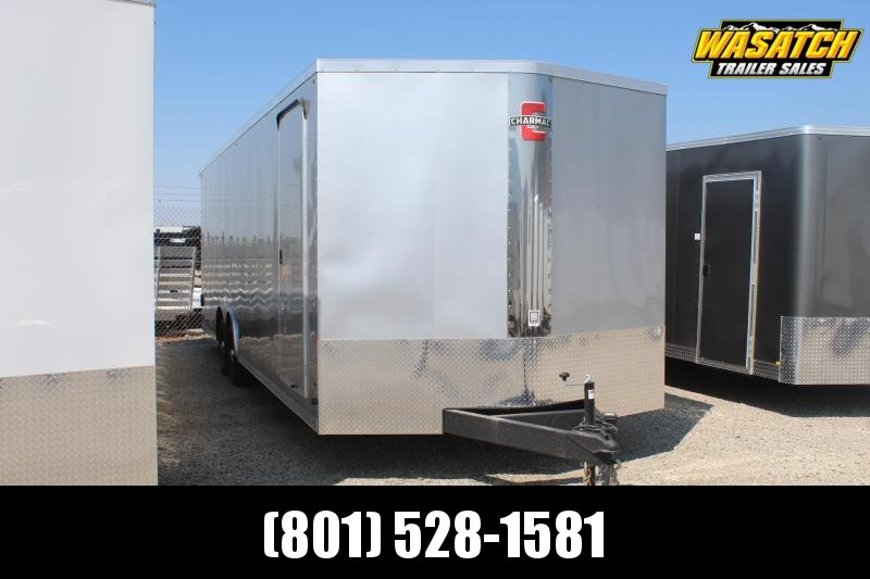 Charmac Trailers 85x26 Stealth Enclosed Cargo Trailer