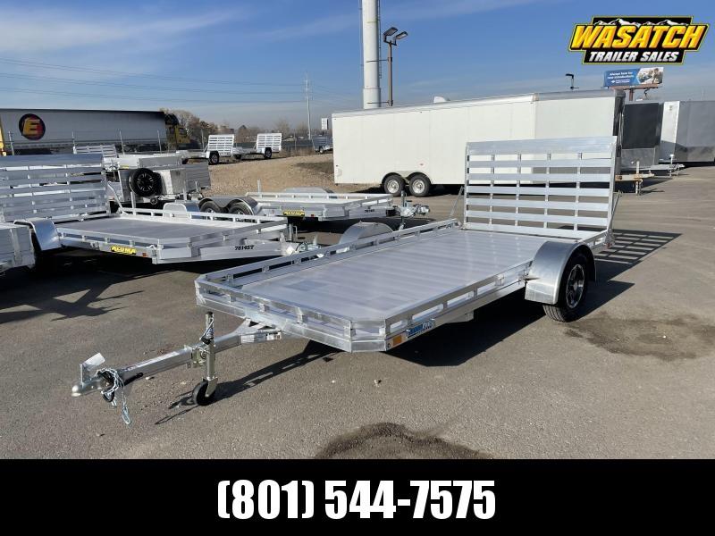2021 CargoPro Trailers 6.5x14 Single Axle Aluminum Utility Trailer