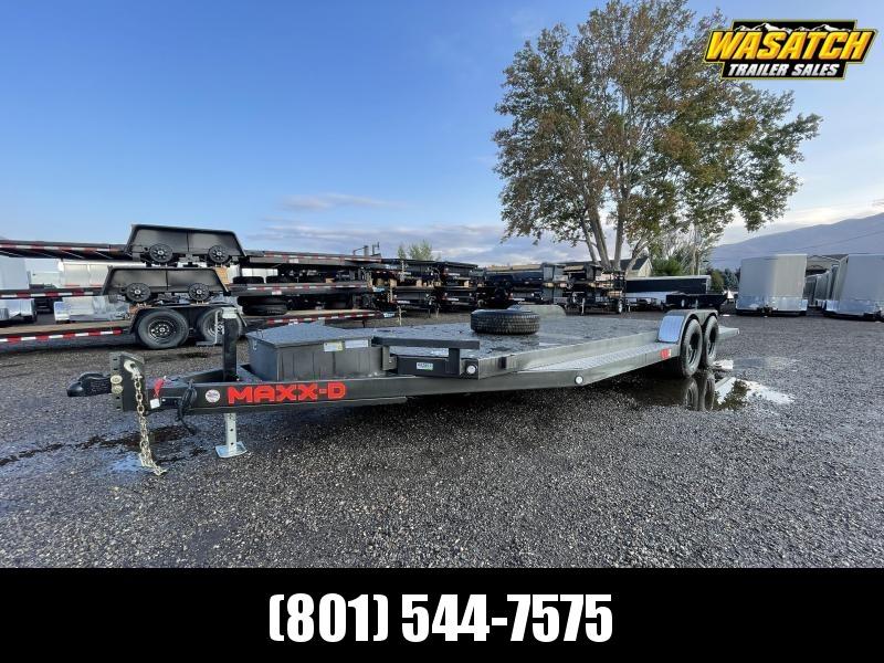MAXXD - N5 - 7x22 - Car Hauler
