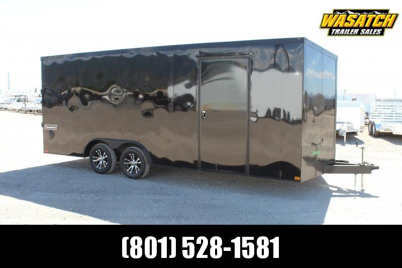 Haulmark 85x20 Transport Enclosed Car / Racing Trailer