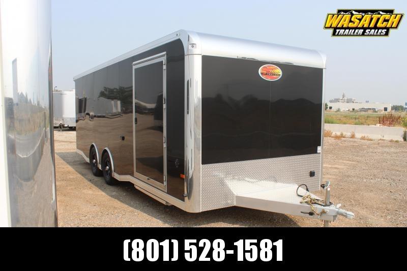 Sundowner Trailers 85x24 Aluminum Race Series Enclosed Cargo Trailer