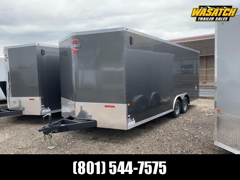 Charmac 100x20 Stealth Enclosed Cargo