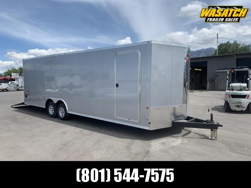 Charmac 100x26 Stealth Enclosed Cargo