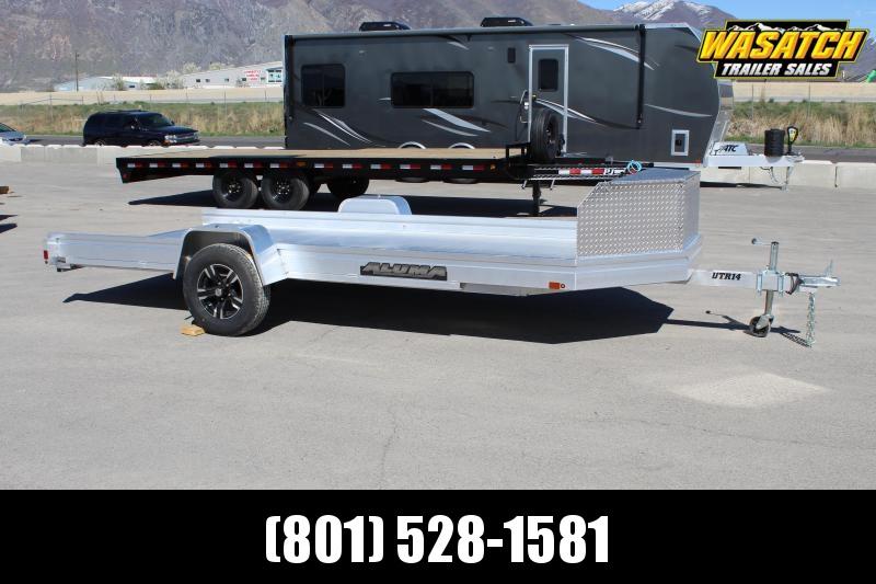 Aluma UTR14 Aluminum ATV Trailer