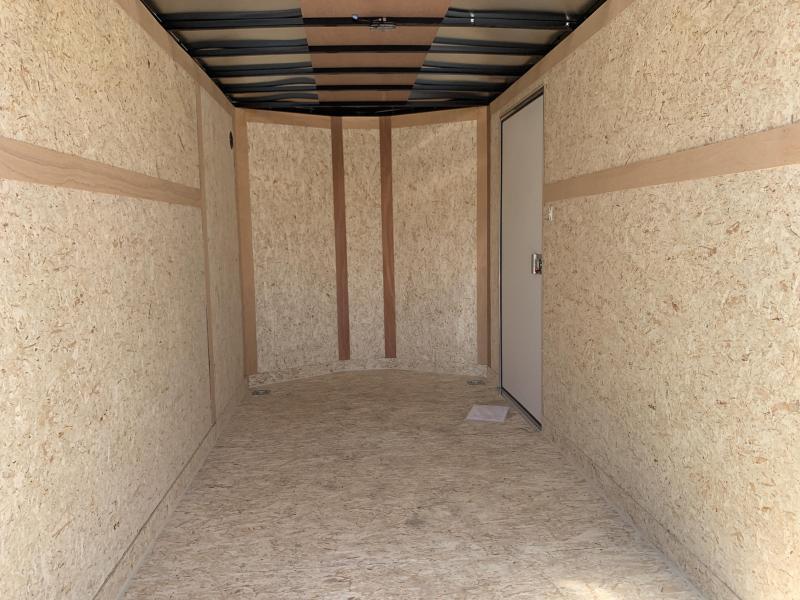 Haulmark 6x12 Single Axle Transport Enclosed Cargo
