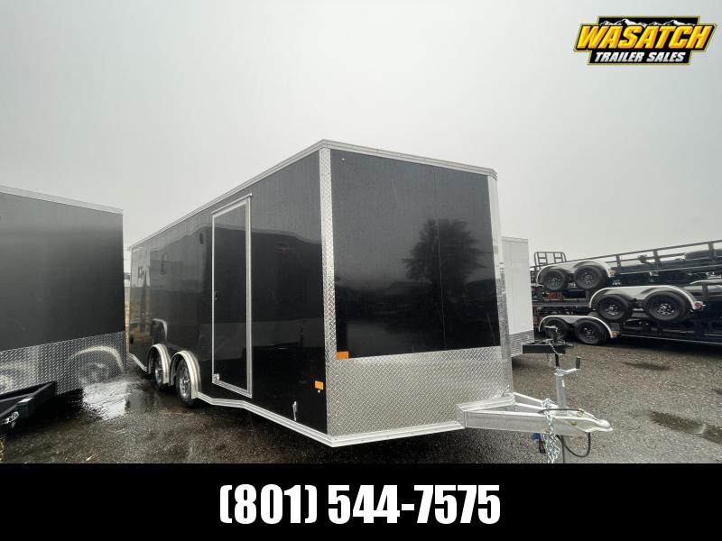 Alcom - Stealth - 8.5x20 - Enclosed Cargo Trailer