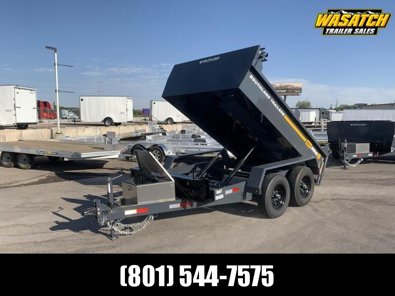 Southland 6x10 Tandem Dump w/ 5200 lb Axles
