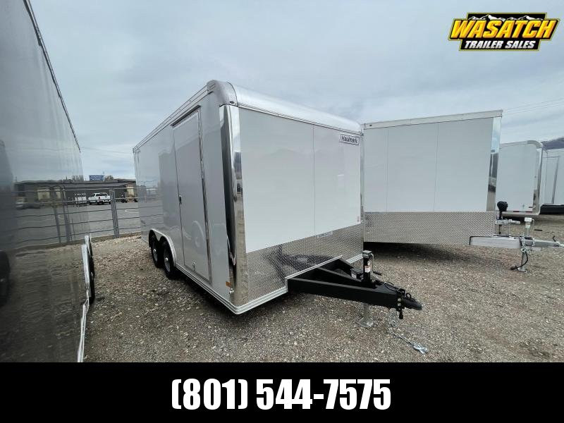 Haulmark 8x16 Heavy Duty Commercial Grizzly Enclosed Cargo Trailer