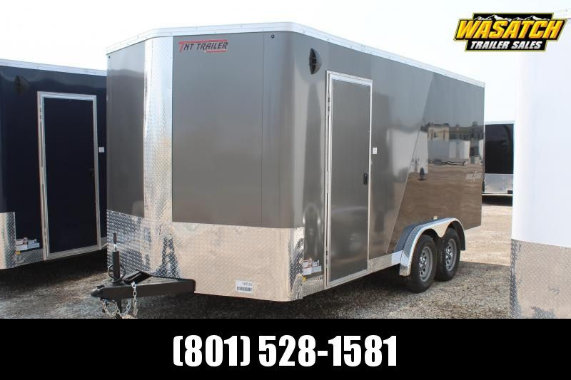 Mirage Trailers 7.5x16 Xpress Enclosed Cargo Trailer
