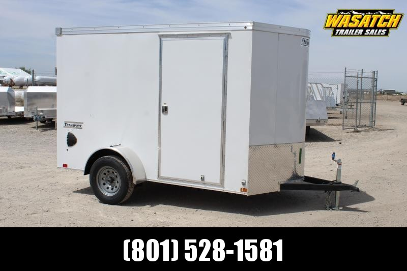 Haulmark 6x10 Transport Enclosed Cargo Trailer