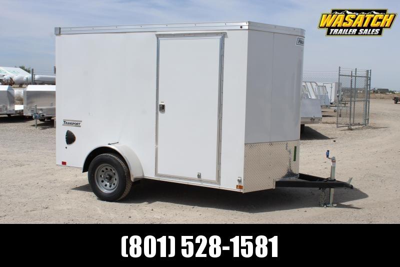 Haulmark 6x10 Transport Enclosed Cargo Trailer