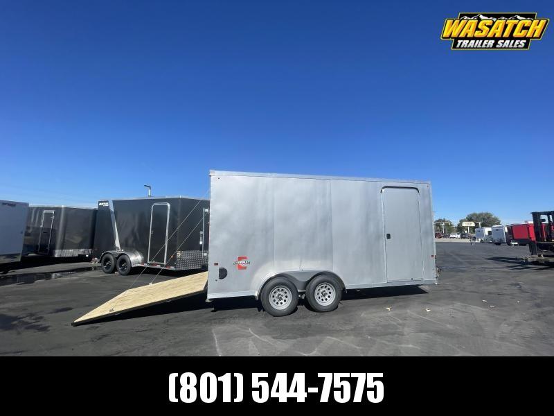 Charmac - Stealth - 7x16 - UTV Pkg - Enclosed Cargo Trailer