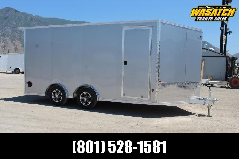 EZ Hauler 85x16 Aluminum Car / Racing Trailer