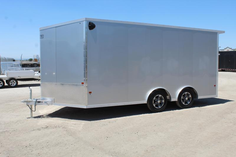 EZ Hauler 85x16 Aluminum Car / Racing Trailer
