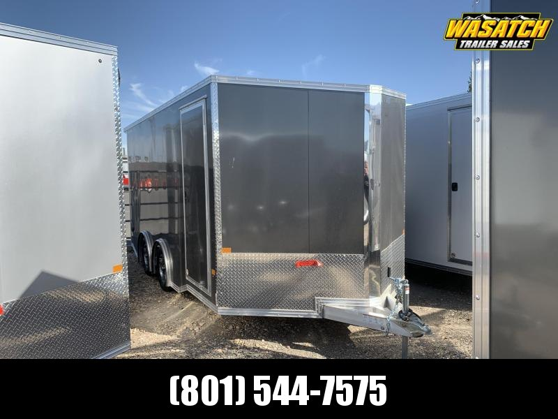 Alcom-Stealth 8x16 Aluminum Stealth Enclosed Cargo