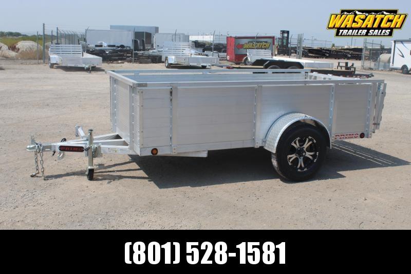 Primo 5x10 Aluminum Utility Trailer