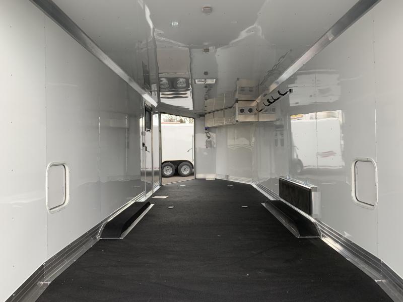Charmac 30 ft Elite Trisport Snowmobile Trailer