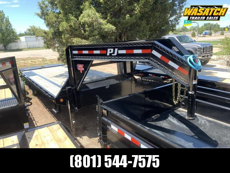 PJ 25' - Flatdeck w/ 8k Axles (LX)