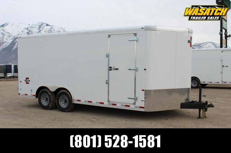 Charmac Trailers 85x18 Commercial Duty Enclosed Cargo Trailer