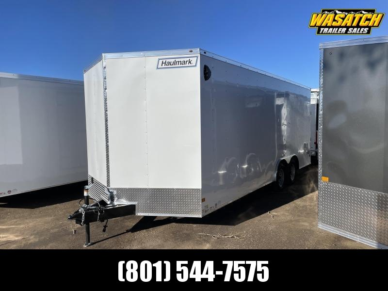 Haulmark 8.5x20 Passport Deluxe Enclosed Cargo