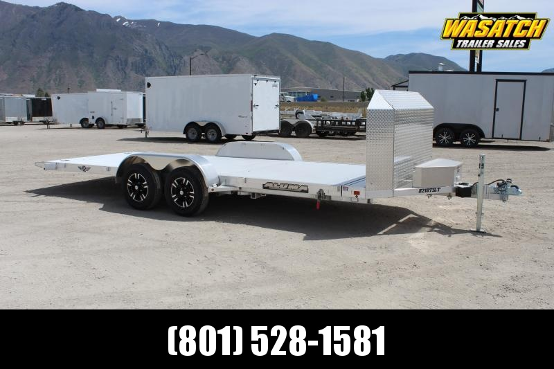 "***Aluma 82""X18' Anniversary Tilt Car / Racing Trailer***"