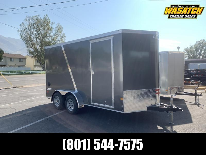 Haulmark 7x14 Transport Enclosed Cargo w/ UTV Pkg