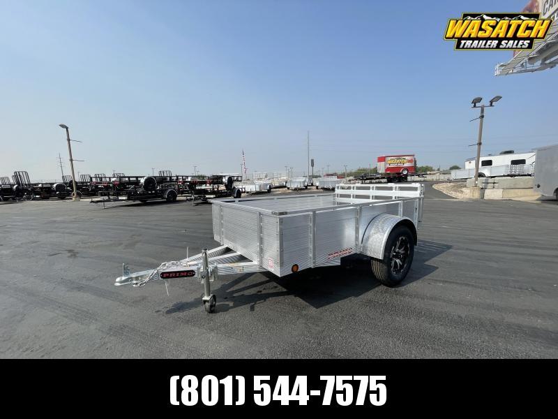 "Primo - 5x8 - 18"" Sides - Aluminum - Utility Trailer"
