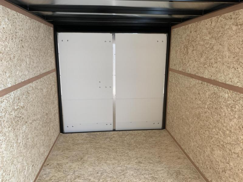 Charmac 7x14 Stealth Enclosed Cargo