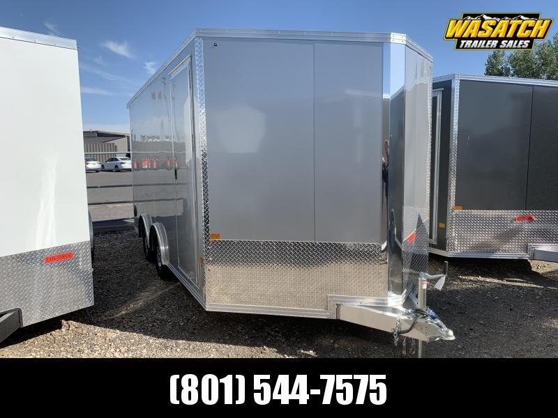 Alcom-Stealth 8x16 Aluminum Stealth Enclosed Cargo