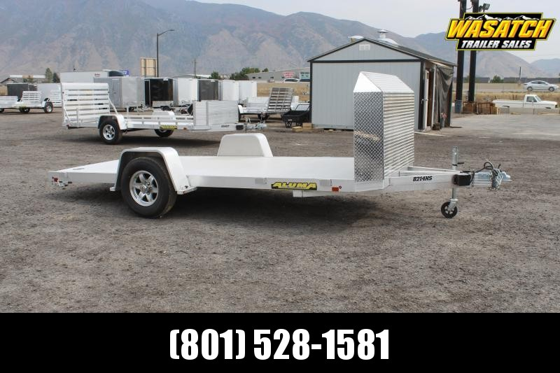 Aluma 8214H Aluminum Utility Trailer