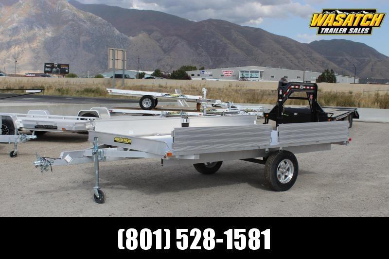 Aluma 8812 Aluminum ATV Trailer