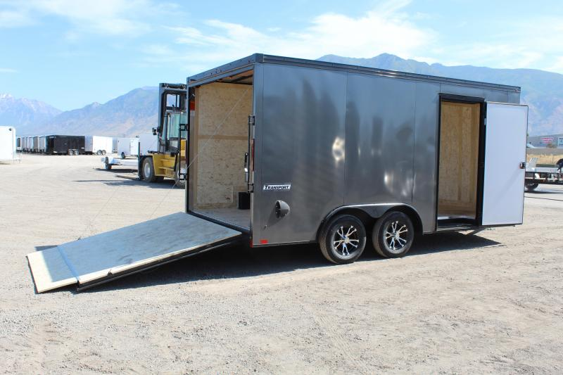 Haulmark 85x16 Transport Car / Racing Trailer