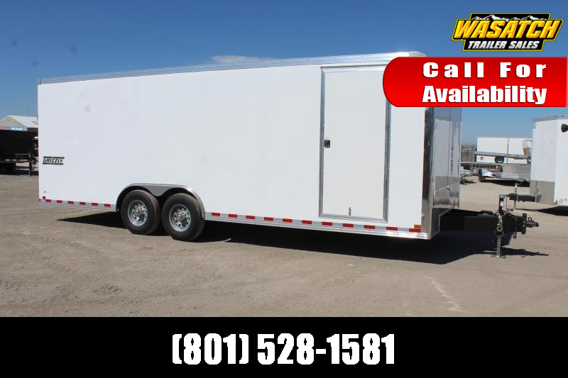 Haulmark 85x24 HD Grizzly Enclosed Cargo Trailer