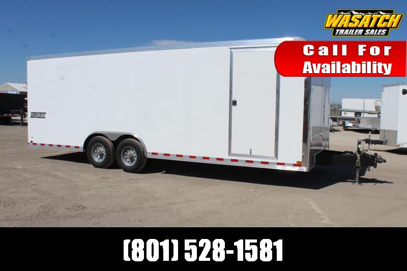 Haulmark 85x24 HD Grizzly Enclosed Cargo Trailer