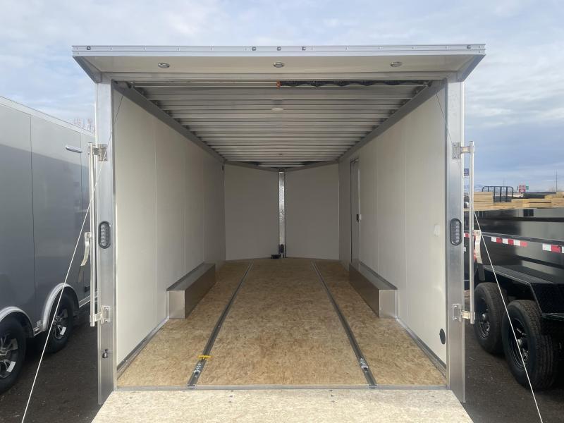 Alcom-Stealth 8.5x20 Aluminum Enclosed Cargo