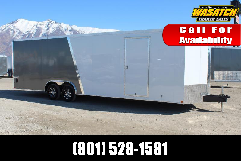 Haulmark 85x28 Transport Car / Racing Trailer