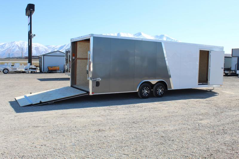 Haulmark 85x28 Transport Car / Racing Trailer