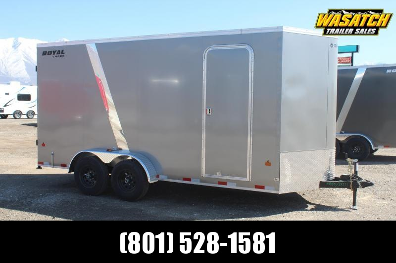 Southland Trailers 7x14 Royal 10k Enclosed Cargo Trailer