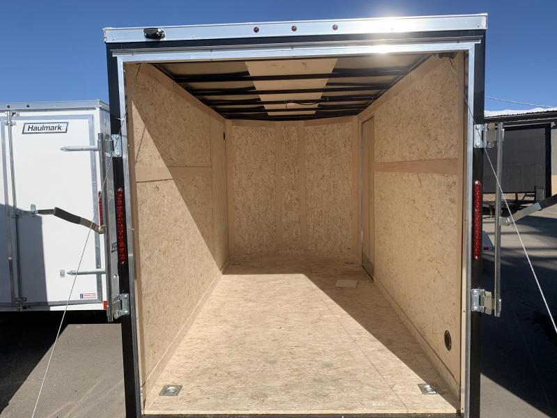 Haulmark 6x12 Passport Deluxe Enclosed Cargo