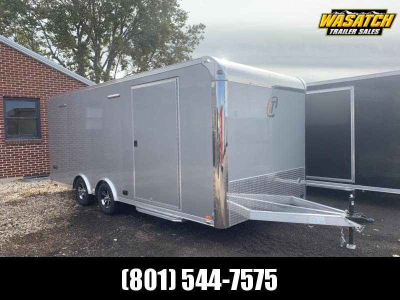 2021 inTech Trailers 8.5x20 Lite Car / Racing Trailer