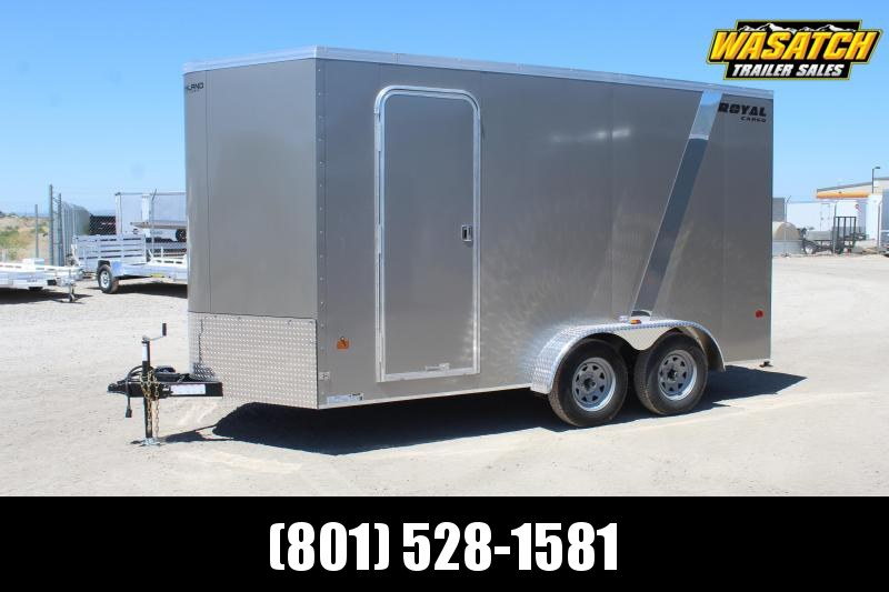 Southland Trailers 7x14 Royal Enclosed Cargo Trailer