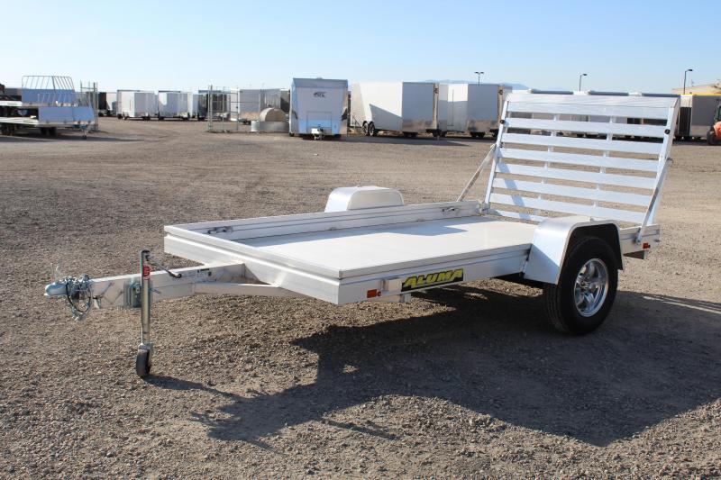 Aluma 6810H Aluminum Utility Trailer
