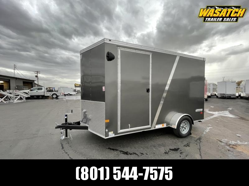 Haulmark - Transport - 7x12 - Enclosed Cargo Trailer