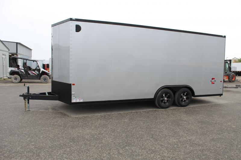 Charmac Trailers 85x20 Stealth Car / Racing Trailer