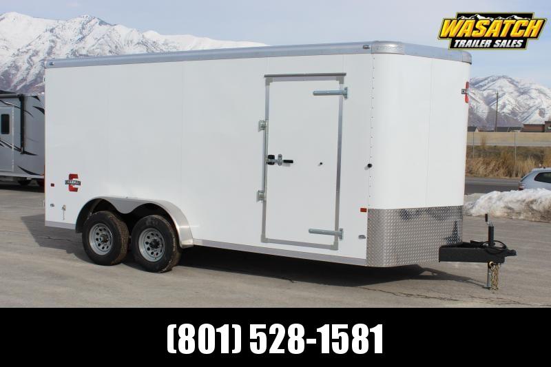 Charmac Trailers 7x16 Standard Duty Enclosed Cargo Trailer