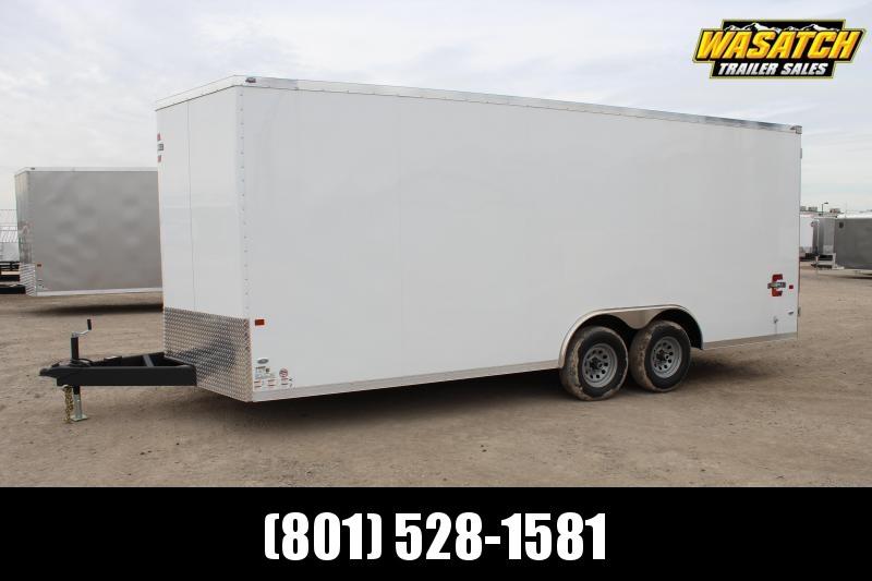 Charmac Trailers 8.5x20 Stealth Cargo Car / Racing Trailer