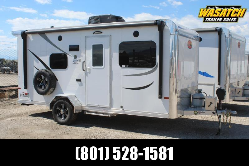 2022 Sundowner Trailers Trail Blazer 1669 Aluminum Travel Trailer RV