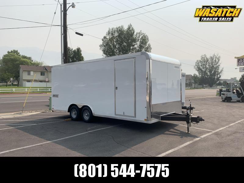 Haulmark 8x20 Heavy Duty Commercial Grizzly Enclosed Cargo Trailer