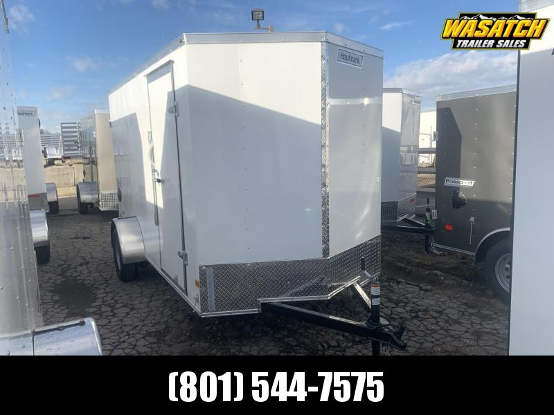 Haulmark 6x12 Passport Deluxe w/ Barn Doors Enclosed Cargo